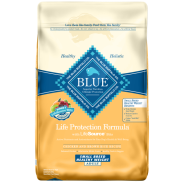 Blue Dog LPF Adult Sm Breed Healthy Weight Ckn&BRice 15 lb