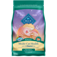 Blue Multi-Cat Health Adult 7 lb