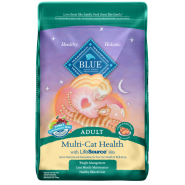 Blue Multi-Cat Health Adult 15 lb