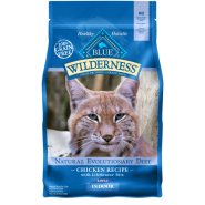 Blue Wilderness GF Cat Indoor Chicken 5 lb