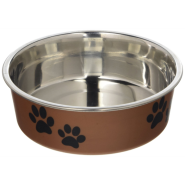 Bella Bowls Small Metallic Copper