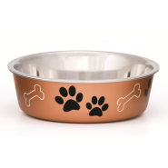 Bella Bowls Large Metallic Copper