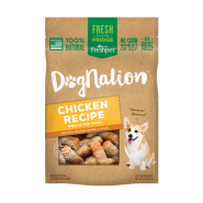 Dog Nation Chicken Treats 8 oz