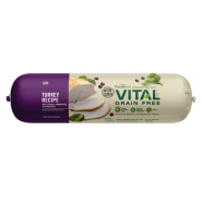 Vital Dog Grain Free Turkey 2 lb