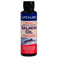 Lifeline Wild Alaskan Salmon Oil 8.5 oz