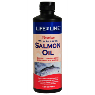 Lifeline Wild Alaskan Salmon Oil 16.5 oz