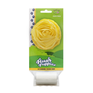 Flush Puppies Pouch Rose Yellow + 1 Roll 10 bags per roll