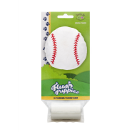 Flush Puppies Pouch Baseball + 1 Roll 10 bags per roll
