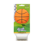 Flush Puppies Pouch Basketball + 1 Roll 10 bags per roll