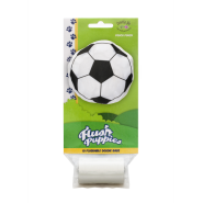 Flush Puppies Pouch Soccer + 1 Roll 10 bags per roll