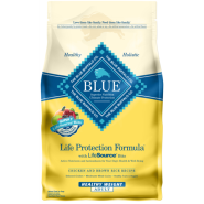 Blue Dog LPF Adult Healthy Weight Chicken & BnRice 6 lb