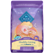 Blue Healthy Living Cat Adult Ckn/BRice 15 lb