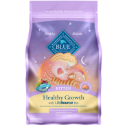 Blue Healthy Growth Cat Kitten 3 lb