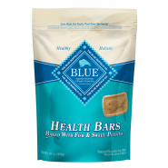 Blue Dog Health Fish & Sweet Potato Bar 16 oz