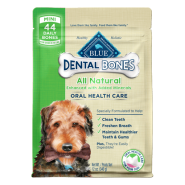 Blue Dog Dental Bones MINI 12 oz