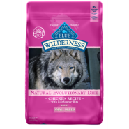 Blue Wilderness Dog GF Adult Small Breed Chicken 11 lb