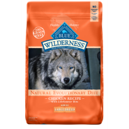 Blue Wilderness Dog GF Adult Large Breed Chicken 24 lb