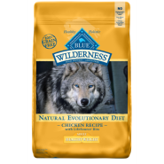 Blue Wilderness Dog GF Adult Healthy Weight Chicken 24 lb
