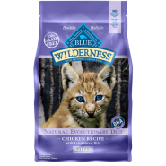 Blue Wilderness GF Cat Kitten Chicken 5 lb