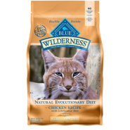 Blue Wilderness GF Cat Weight Control Chicken 5 lb