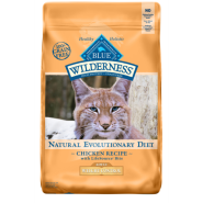 Blue Wilderness GF Cat Weight Control Chicken 11 lb