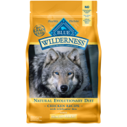 Blue Wilderness Dog GF Adult Healthy Weight Chicken 4.5 lb