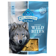 Blue Dog Wilderness Wild Bites Chicken 4 oz