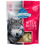 Blue Dog Wilderness Wild Bites Salmon 4 oz