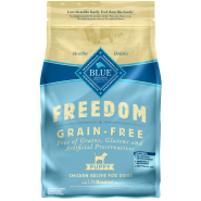 Blue Freedom GF Dog Puppy Ckn 4 lb