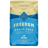 Blue Freedom GF Dog Adult Chicken 24 lb