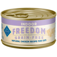 Blue Freedom Cat GF Indoor Chicken Entree 24/3 oz