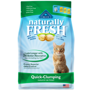 Naturally Fresh Clumping Litter 6 lb
