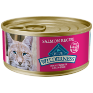 Blue Wilderness Cat Salmon 24/5.5 oz