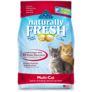 Naturally Fresh MultiCat Clumping Litter 6 lb