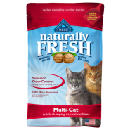 Naturally Fresh MultiCat Clumping Litter 26 lb