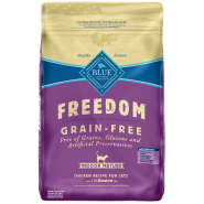 Blue Freedom GF Cat Mature Indoor Ckn 11 lb