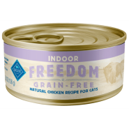 Blue Freedom Cat GF Indoor Chicken Entree 24/5.5 oz