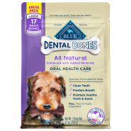 Blue Dog Dental Bones LG Value Pack 27 oz