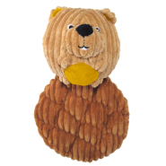 Petlinks Squeaky Rascals Beaver Toy