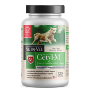 Nutri-Vet Advanced Cetyl-M Joint Action Tablets 120 ct