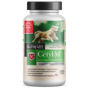 Nutri-Vet Advanced Cetyl-M Joint Action Tablets 360 ct