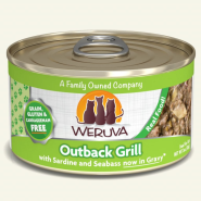 Weruva Cat GF Outback Grill 24/3 oz