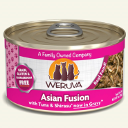 Weruva Cat GF Asian Fusion 24/3 oz