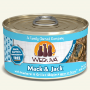 Weruva Cat GF Mack and Jack 24/3 oz