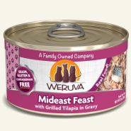 Weruva Cat GF Mideast Feast 24/3 oz