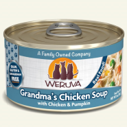 Weruva Cat Cat Grandma Chicken Soup 24/3 oz