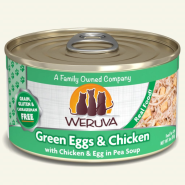 Weruva Cat Green Eggs & Chicken 24/3 oz