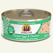 Weruva Cat GF Green Eggs & Chicken 24/5.5 oz