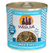 Weruva Cat GF Mack and Jack 12/10 oz