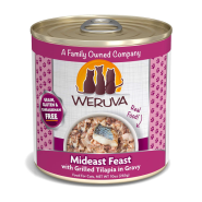 Weruva Cat GF Mideast Feast 12/10 oz